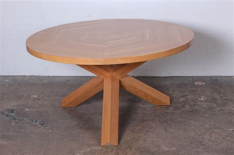 Bellini Dining Table La Rotonda Dining Table By Mario Bellini At 1stdibs