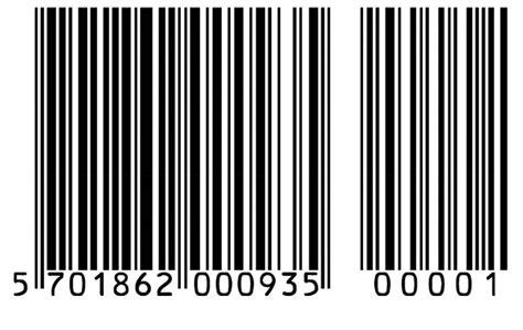 St Barcode White vem uppfann streckkoden varldenshistoria se