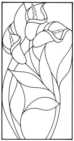 glass painting templates patterns coloring pages on dover publications coloring