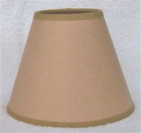 kraft paper mini chandelier l shade