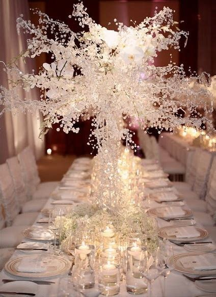 winter themed wedding decor creating a winter wedding part one