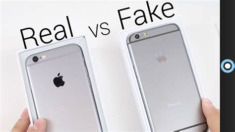 Fake vs Real iPhone 6!   YouTube