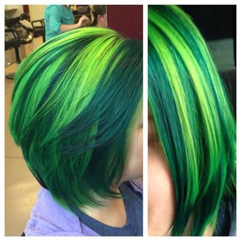 mmm glaw blog the 10 best looking highlights for black hair that 17 best ideas about green highlights on pinterest