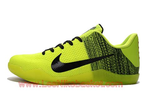 Sepatu Basket Nike 11 Flyknit Low Master Of The Road nike 11 elite low 180 s nike basket prix shoes black green 822675 id7 1601021961 nike