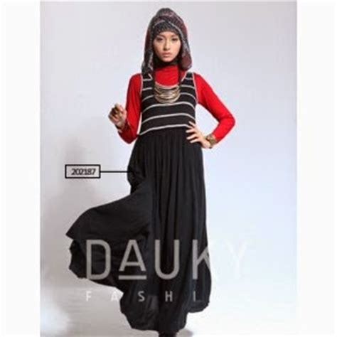 S Dress Eldra By Dauky dauky casual fashion berkualitas elzatta