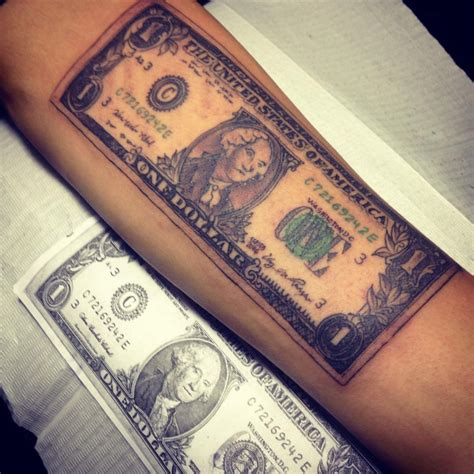 20 dollar tattoos top money designs images for tattoos