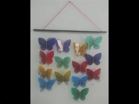 How To Make Handmade Sheet At Home - diy crafts home decor how to make handmade butterflies