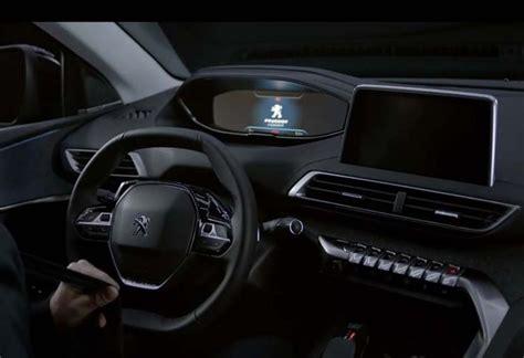 peugeot 3008 2016 interior video nieuwe peugeot 3008 het interieur autogids