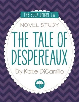 Tale Of Despereaux Printable Test