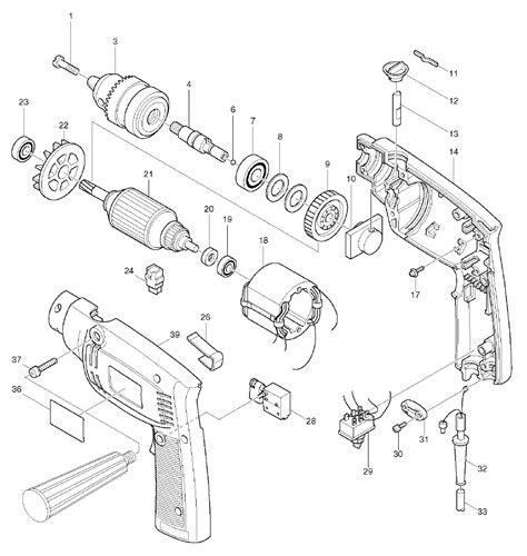 Buy Makita Hp1300s Replacement Tool Parts Makita Hp1300s
