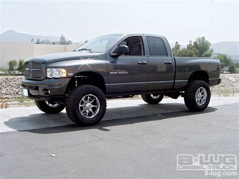 superlift 4 inch lift kit 2004 dodge ram 2500 8 lug