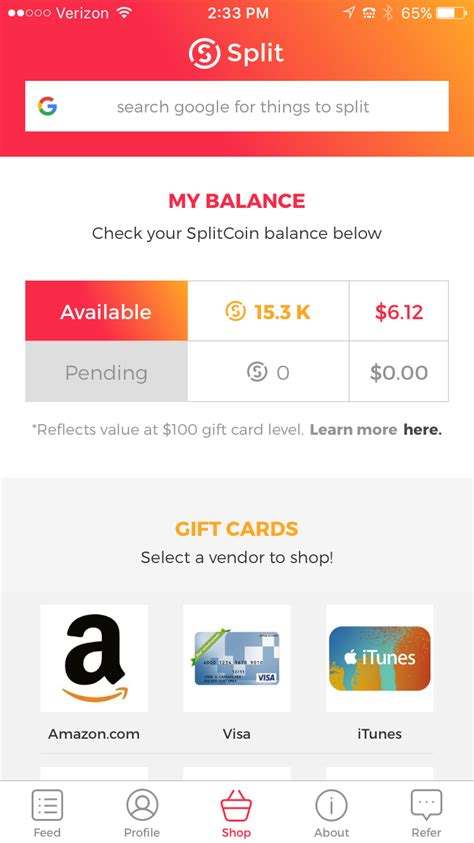 Send Amazon Gift Card Via Text - make money sharing links and sale recommendations through text and email eat drink