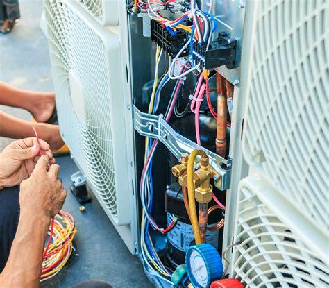 preparing  air conditioner installation  dallas tx