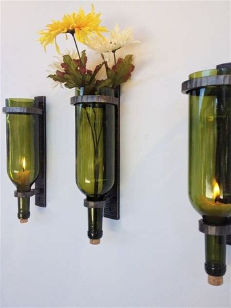 glass bottle crafts for 17 best ideas about glass bottle crafts on