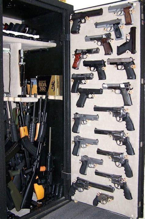 Closet Gun Storage by 25 Best Ideas About Gun Safes On Gun Storage