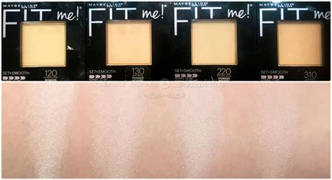 Maybelline Fit Me Powder maybelline fit me pressed powder swatches price buy