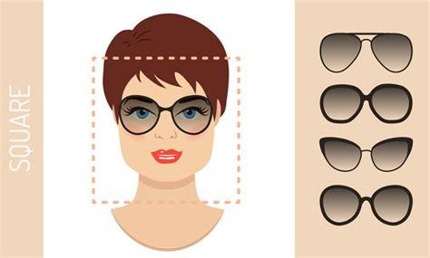 glasses frames for square faces square face shape glasses