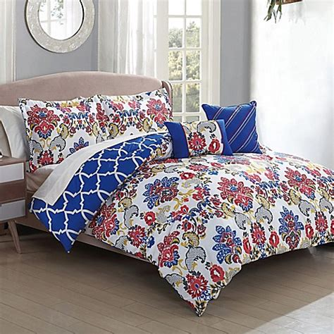 kareena 5 piece comforter set bed bath beyond