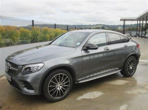 mercedes coupe for sale used mercedes glc coupe 250 amg for sale in kwazulu