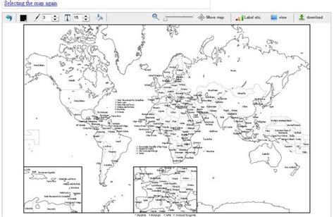 printable world map a2 12 great resources to get useful world map information