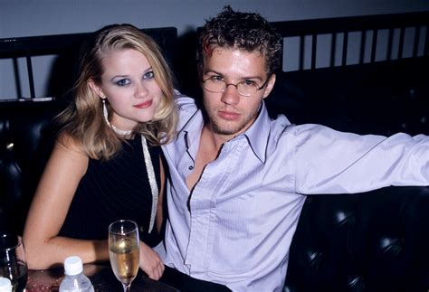 Legally Reese Witherspoon And Phillippe Separated by Marriages And Engagements The Younger The