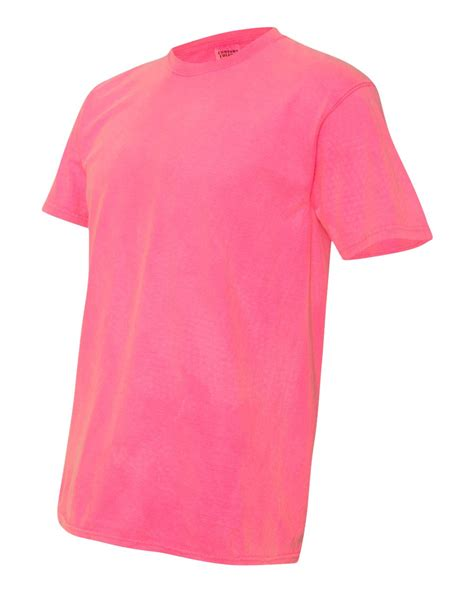 comfort colors tshirts comfort colors pigment dyed short sleeve 100 cotton t