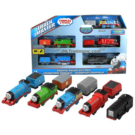 Tomase And Friends Set and friends trackmaster motorized railway exclusive