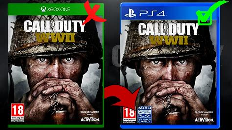 Kaset Ps4 Call Of Duty Wwii call of duty wwii ps4 exclusive confirmed wwii leaked information