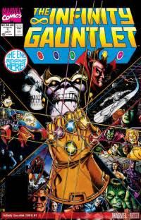 Infinity Gaunlet Infinity Gauntlet No 1 1991 Complex