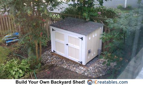 generator shed plans portable generator enclosure designs