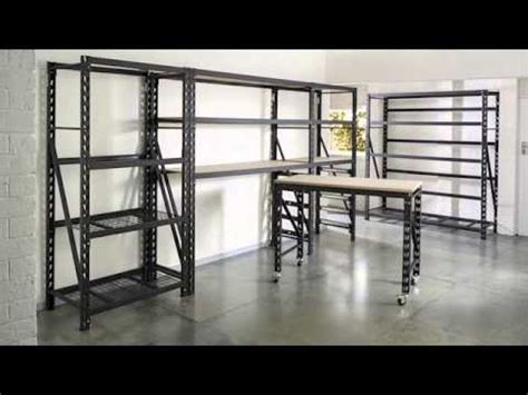 Rack It Shelving System rack it storage system