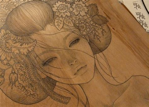 pencil artist of the week audrey kawasaki pencils com