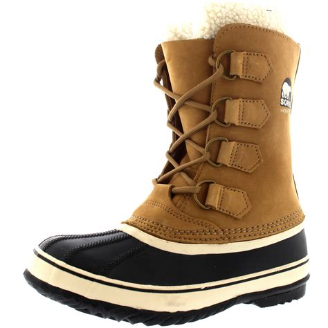 sorel womans boots womens sorel 1964 pac 2 winter snow waterproof mid