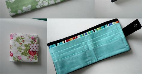 html get tutorial fairyface designs sew get started fabric wallet tutorial