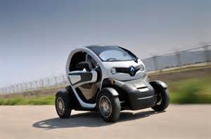 Electric Renault Twizy Renault Twizy Review Autocar