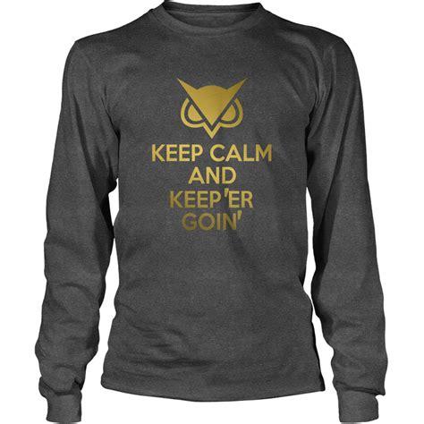Sweater Hoodie Vanoss Gaming vanoss keep calm and keep er goin shirt myfrogtee