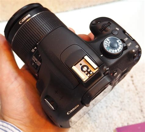 Kamera Canon 1200d Tahun canon luncurkan kamera dslr khusus pemula oketekno