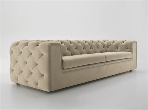 Furniture Luxurious Tufted Chesterfield Sofa For Living Tufted Sofa