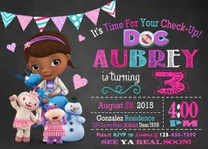 doc mcstuffins birthday planning ideas supplies partyideapros