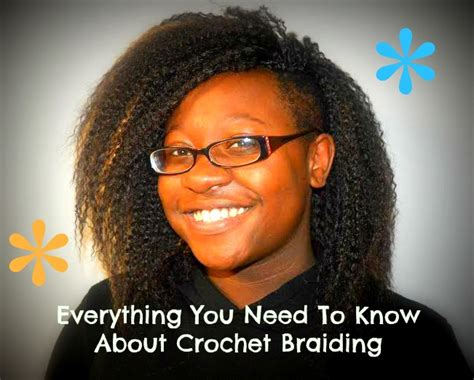 what do you need to get crochet braids everything you need to know about crochet braids part 1