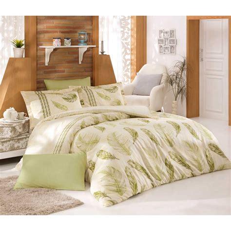 da letto verde nazenin parure da letto verde brandalley