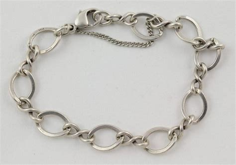 retired avery sterling silver elephant link bracelet ebay 1000 images about avery on