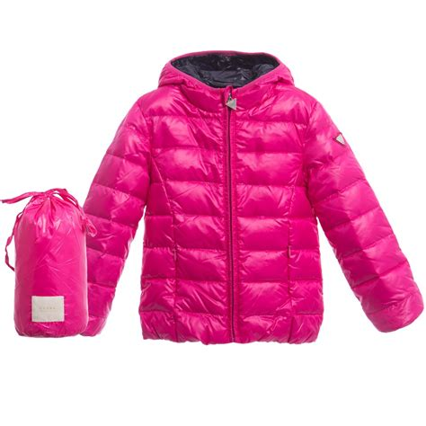 New Guess Alfia 98015 Set 3in1 4 pink jacket for designer jackets