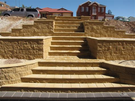 Landscape Architecture Adelaide Staircases Noble Landscapes Landscape Design Adelaide