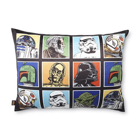 Wars Pillow by Wars Bed Pillow