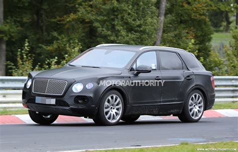 bentley suv 2016 bentley bentayga suv to spawn crossover coupe