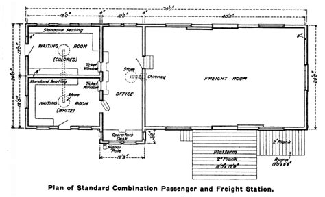 train station floor plan bruce harper s norfolk western home page