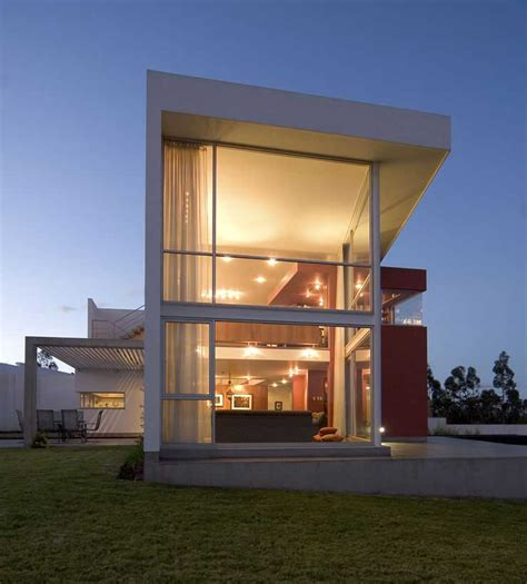 Home Design Center Quito | casa observatorio quito house ecuador e architect