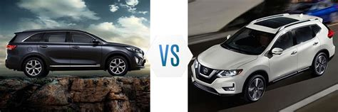Kia Of Freehold 2018 Kia Sorento Vs Nissan Rogue Raceway Kia Of Freehold