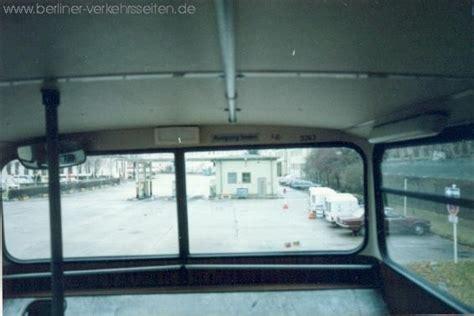 Bahnhof Zoologischer Garten Supermarkt by Bilder Vom Bustyp Sd 200 Berliner Verkehrsseiten